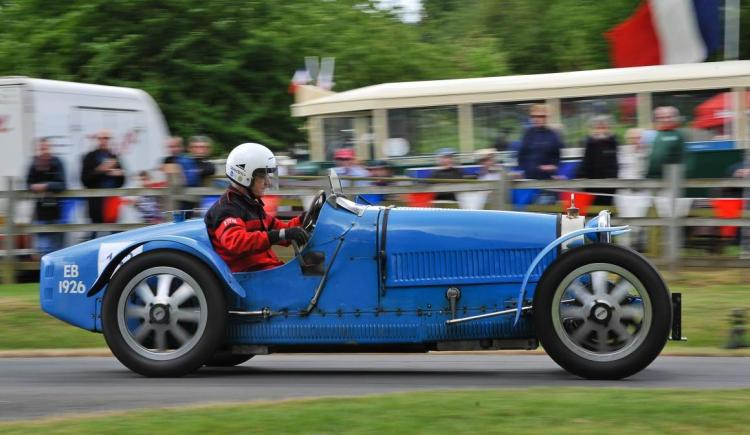 The annual French invasion of 'La Vie en Bleu' (Life in Blue) makes a welcome return to Prescott Hill Climb on Saturday and Sunday May 24-25.