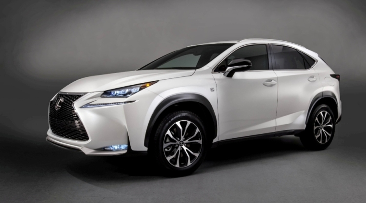 The new Lexus NX 300h isn't simply a crossover with SUV looks, it comes equipped with an intelligent electric all-wheel drive system that provides extra grip.