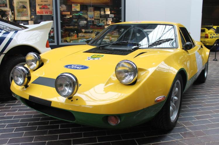 1971 Ford GT70